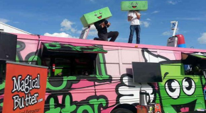 First US Marijuana-Infused Meals Sold From Food Truck in Washington