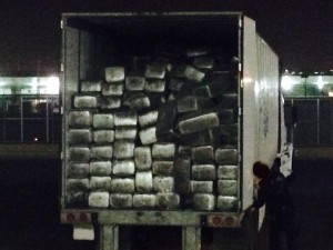 15 Ton Marijuana Bust At The Border