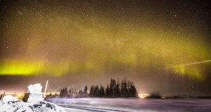 Rare Chance For Northern Lights Tonight