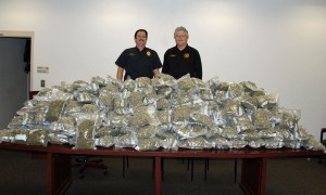 Man Busted With 420 Pounds of Weed